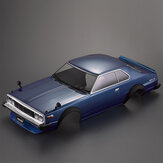 Killerbody 48700 1977 Skyline 2000 GT-ES Finished RC Car Body Shell Spare Parts