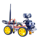 Zestaw samochodowy Smart Robot Xiao R DIY GFS WiFi Video Control do UNO