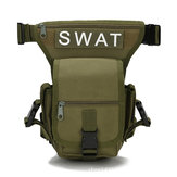 SWAT Hunting Multifuncional Tactical Multi-Purpose Bolsa Vest Waist Pouch Leg Utility Pack
