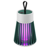 USB Rechargeable 368nm Purple Light Mosquite killing Lamp Insect Killer Mosquites Trap Light