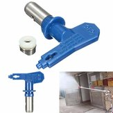 Blue Airless Spraying Gun Tips 5 Series 15-31 For Wagner Atomex Titan Paint Spray Tip
