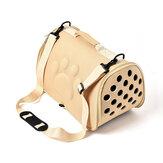 Pet Supplies Space Dog Bag Soft Sponge EVA Pet Out Bag Portable Diagonal Cross Breathable Pet Bag