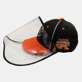 Anti-fog Hat Transparent With Full Protective Goggles Baseball Caps