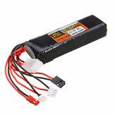 ZOP Power 3S 11.1V 2200MAH 8C Bateria Lipo para Devo JR WFLY Transmissor