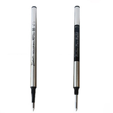Pimio RBR-001 0.5/0.7mm Pure Black Gel Pen Core For Office And School Stationary Supplies