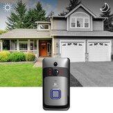 Pripaso 720 P 1MP WIFI wideodomofon dzwonek do drzwi kamera inteligentna bezprzewodowa dzwonek do drzwi PIR kamera dwukierunkowa audio do bramy domowej