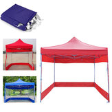 30FT Canopy Tent 3 Sides Wall Waterproof Windproof Shelter Strap Outdoor Camping Picnic Tent Cover