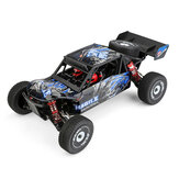 Wltoys 124018 RTR 1/12 2.4G 4WD 60km/h Metal Chassis RC Car Off-Road Climbing Truck Vehicles Models Kids Toys