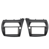 7 Pollici Double 2 DIN Car Radio Fascia Automobile Refitting Sound Panel Frame Kit Guida a destra / sinistra per Honda Civic Hatchback