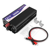 3000W Power Inverter Pure Sine Wave 12V DC To 220VAC Transmitter
