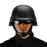 オートバイのヘルメットClassic M88戦術的なヘルメット保護ヘルメットブラック