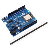 Carte de développement WEMos® D1 R2 WiFi ESP8266 Compatible Arduino UNO Program Par Arduino IDE