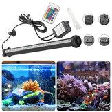 AC110-120V / 220-240V RVB 32CM SMD5050 IP68 aquarium submersible pour aquarium LED lumière de bande rigide