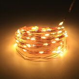 20/50/100 LED String Fairy Lights For Wedding Garden Home Christmas Party Decor