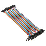 400pcs 20cm Female to Female Jumper Cable Dupont Wire For