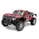 HSP 94763 1/8 2.4G 4WD 540mm Superior رواية GP Rally Lacerea Rc Car Methanol Powered Game