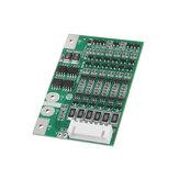 6S 22.2V Li-ion 18650 Litio Batteria Scheda di protezione caricabatterie BMS con circuiti integrati di bilanciamento