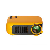 Mini LCD-projector 800 lumen LED-projector Smart Home Theater met afstandsbediening
