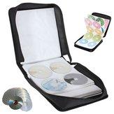 288 Disco CD DVD Caso Storage Box trasporta il sacchetto Binder libro Maniche cremagliera del supporto