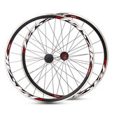 PASAK 700C Ultralight Road Bicycle Wheel Ruota Anteriore Ruota Anello in alluminio C / V Freno