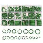 270 sztuk gumowy zestaw o-ringów metryczny przelotka uszczelka hydraulika garaż o-ring asortyment