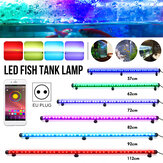 57/62/72/82/92/112CM RGB LED Aquarium Fish Tank Light Bluetooth APP Control