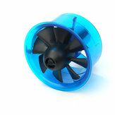 AEORC Patended Product Ducted Fan System EDF 40mm with 8600KV Brushless Motor for Jet Plane RC Airplane Fixed-wing