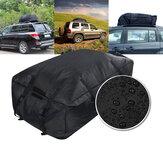 Sac de toit de voiture en tissu Oxford sac de voyage pour voiture Top Rack sac étanche bagages sac de transport de fret Camping en plein air