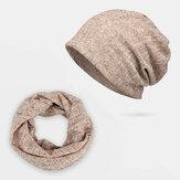 Hollow Nefes Beanie Şapka Güneş Koruyucu Ince Eşarp Şapka Çift kullanımlı Kap