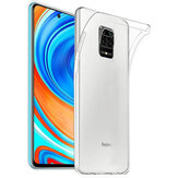 Bakeey Ultra-thin Transparent Soft TPU Protective Case For Xiaomi Redmi Note 9s / Redmi Note 9 Pro / Xiaomi Redmi Note 9 Pro Max