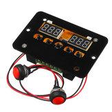 ZFX-W1015 12V/24V/220V Digital Display Multi-function Intermittent Cycle Timer