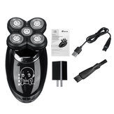 5 Head Electric Shaver Razor Bald Head Shaver