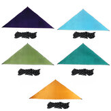 3*3*3M Sun Protection Sun Canopy Camping  Shade Sails &Nets Canopy Foldable Outdoor Awning Triangle Canopy