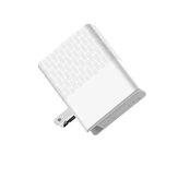 LDNIO A1405C फास्ट चार्जर लैपटॉप टैबलेट फोन पावर एडाप्टर बदली प्लग यूके / यूरोपीय संघ / US प्लग 40wp चार्ज हेड