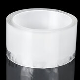 Double Sided Tape Transparent No Trace Reusable Waterproof Adhesive Tape Glue Cleanable Home Gekkotape