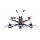 Diatone Roma F5 4S / 6S 5 дюймов Freestyle FPV Racing Дрон BNF DJI FPV Пневматический блок GPS MAMBA F405DJI F4 FC 50A ESC 2450 / 1700KV Мотор