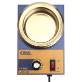 CM310A 220 V 300 W 100 MM Roestvrijstalen soldeeroven Smeltende soldeerpot