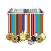 RUNNER Medal Hanger Sport Medal Holder Running Medal Hanger Medal Tool Holder Sport Gifts