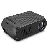 YG320 TFT Projektor LCD HD 1080P Projektor LED Wiele portów Wbudowany głośnik Przenośny inteligentny projektor kina domowego z pilotem
