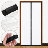 Bakeey Fly Screen Door Insect Screen Magnet Curtain Fly Curtain for Balcony Door Living Room