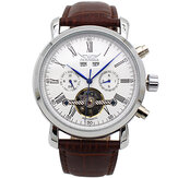JARAGAR A540 Full Calendar Automatic Mechanical Watch