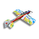Spanwijdte 1000 mm rimpelingen Trainer Beginner 3D Aerobatic EPP Glider RC Vliegtuig KIT