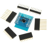 DS18B20 Expansion Board Shield For D1 Mini DS18B20 Temperature Measurement Sensor Module