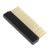 5PCS 12MM 40Pin Female Stacking Header Para Raspberry Pi 2 Mode B & B+