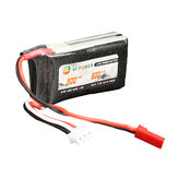 XF Power 30c lipo plugue jst bateria 2S 7.4v 600mAh
