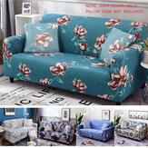 Capa de sofá de 1/2/3 lugares Elástico Protetor de assento de cadeira Stretch Slipcover Decoração de acessórios para móveis de escritório