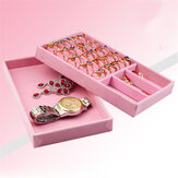 3Pcs 21 * 12.5cm Small Jewelry Tray