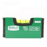LAOA LA513004 100 MMミニポータブルアルミニウム合金水平垂直レーザーレベラー測定テープ