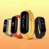 [Support English] Original Xiaomi Mi band 5 1.1 Inch AMOLED Wristband Customized Watch Face 11 Sport Modes Tracker BT5.0 Smart Watch