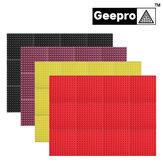 Geepro 12Pcs Acoustic Panels Tiles Studio Sound Proofing Isolamento Foam